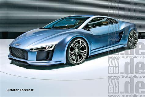 Bilder: Vorschau Audi TT   Bilder   autobild.de