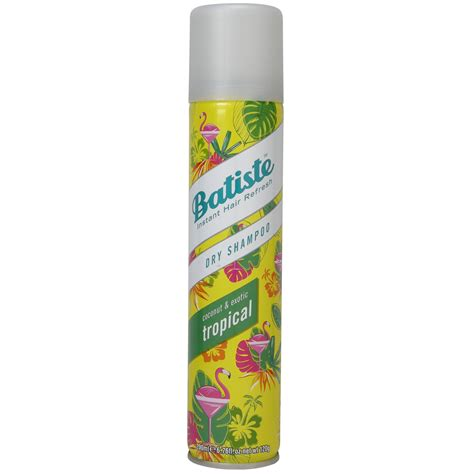 Batiste Shoo Tropical 200ml batiste tropical shoo 200ml
