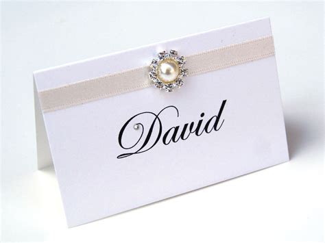 place cards for wedding wedding place cards stationery sussex surrey kent