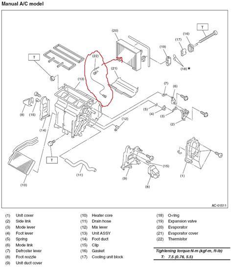 subaru impreza air conditioning wiring diagram 46 wiring