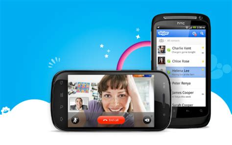 skype for mobile android skype for business coming to android soon talkandroid