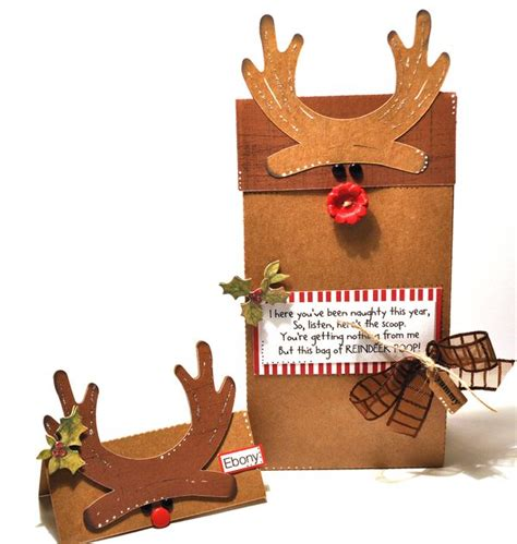 cutting cafe christmas bag toppers templates  cutting files