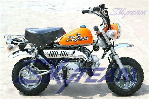 Motorrad 4 Takt 125 Ccm by Skyteam 125ccm 4 Takt Motorrad Affe Ewg Euroiii Euro3