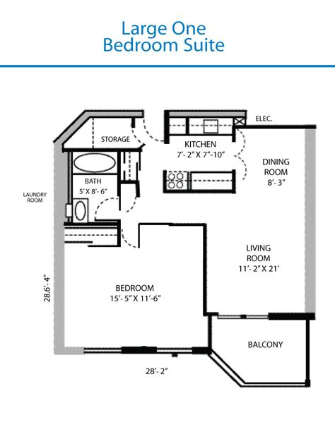 1 bedroom small house floor plan small home floor plans