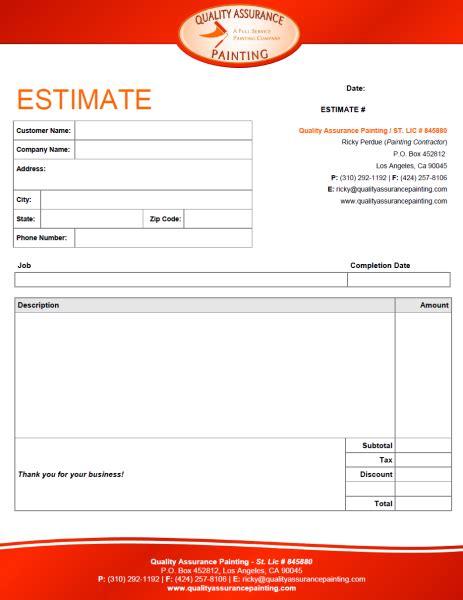 home design estimate interior design estimate form trend home and decor repair