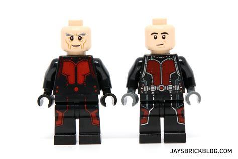 Lego Antman review lego 76039 ant battle