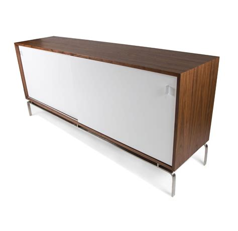 ion design furniture castor credenza disc p 13795