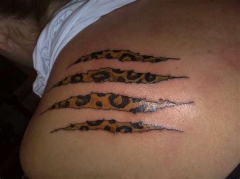 cheetah print tattoos the chic leopard leopard print skin