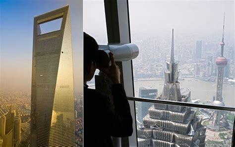 tallest observation decks the world s highest observation decks telegraph