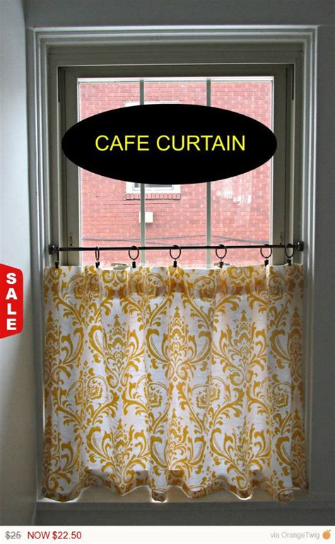 kitchen cafe curtains damask cafe curtain choose color window treatments