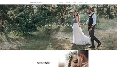 Couples Free Web Couples Photography Wix Template Wix Events Template