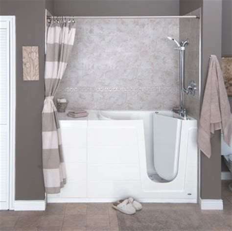 safe step walk in bathtubs bathroom remodeling safe walk in tubs and showers