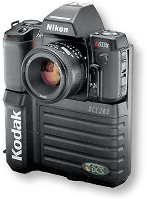 kodak dcs digital still slr camera index page