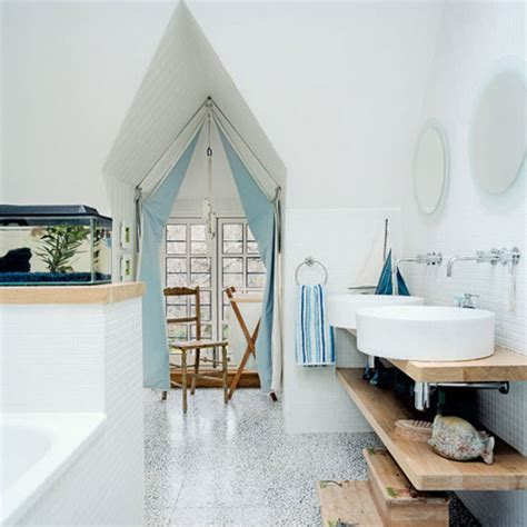 Nautical Bathroom Ideas Bathroom Designs The Nautical Decor Interior Design Inspiration