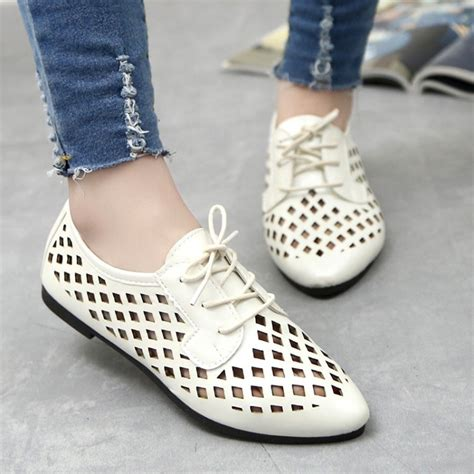 cheap white flats shoes promotion new 2015 pink white flat shoes cheap