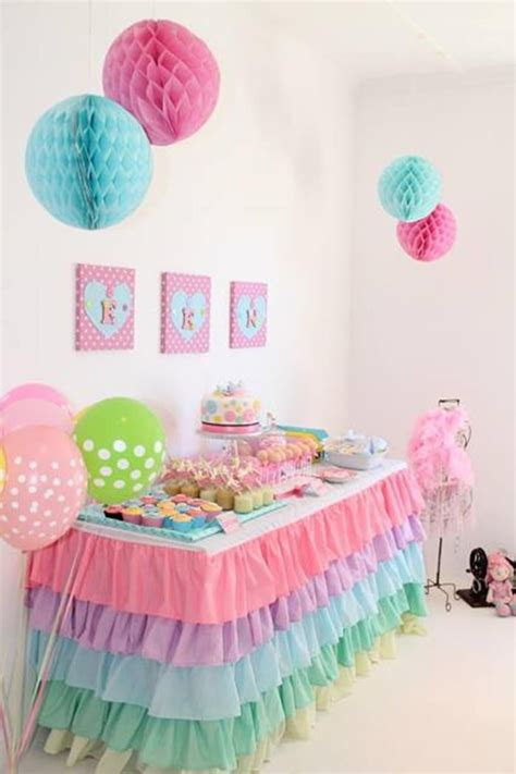 Diy Tutu Table Gorgeous Decorating by Best 25 Plastic Tablecloth Decorations Ideas On
