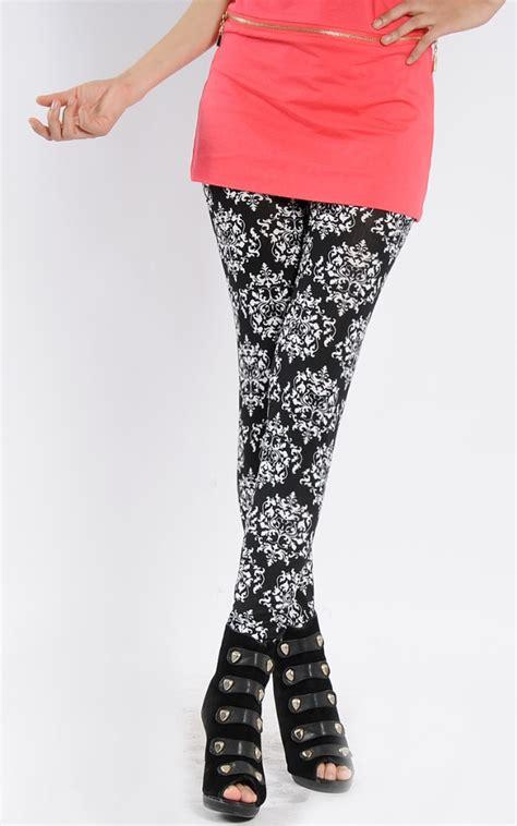 Legging Fashion Import Warna Ungu Kode Tr12479 legging wanita import modis model terbaru jual murah import kerja