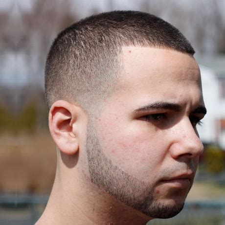 fades for fat heads medium fade haircut
