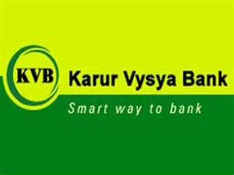 karur vysya bank careers karur vysya bank recruitment apply for various posts