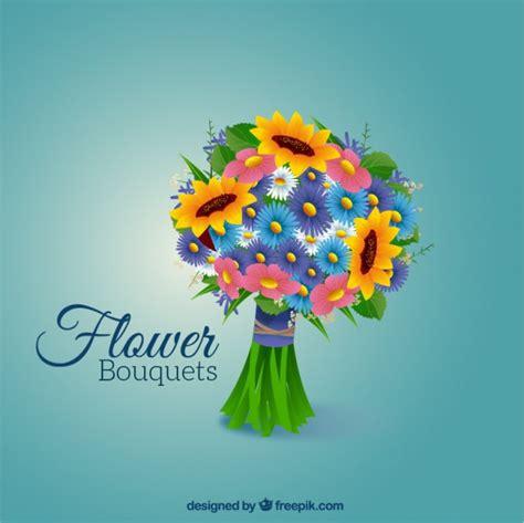 fiori gratis da scaricare bouquet di fiori vari scaricare vettori gratis