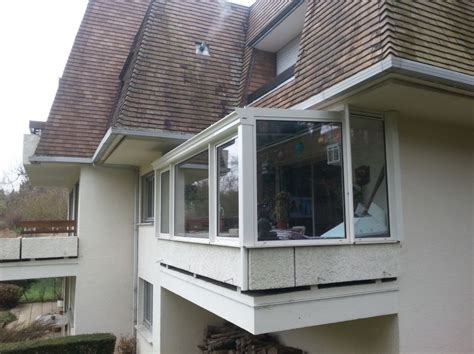 balcone veranda veranda pour balcon r 233 nover en image