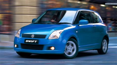 Suzuki Car Pictures Suzuki Sport Blue Car Outside Wallpaper