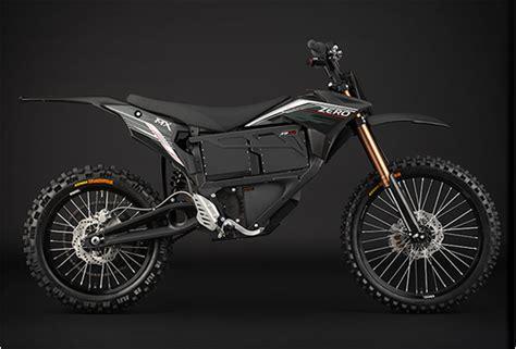 motocross electric bike zero mx electric dirtbike