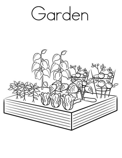 herb garden coloring pages herb garden coloring page 15 best images about 4 h garden