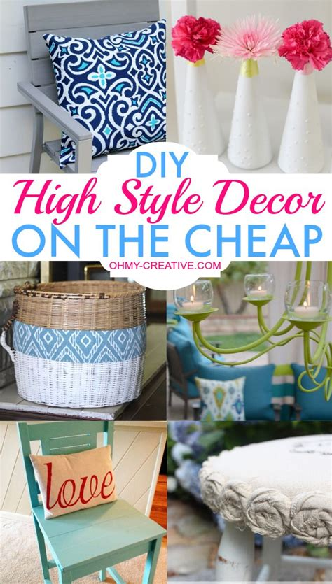 cheap craft projects 16 best images about affordable decorating on
