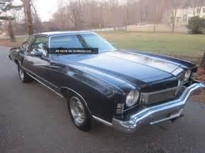 1973 chevy monte carlo 350 automatic unmolested