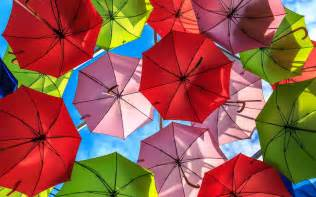 colorful umbrellas colorful umbrellas wallpaper 1397659
