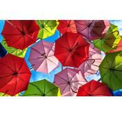 Colorful Umbrellas Wallpaper 29086
