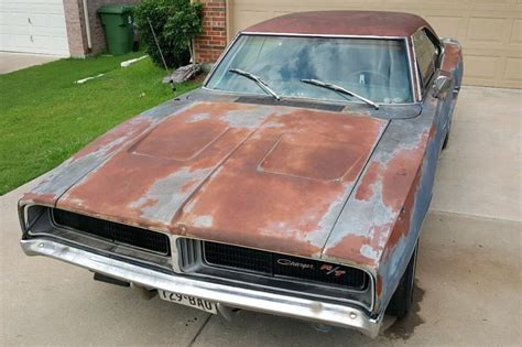 1969 dodge charger and frame for sale ready to scare 1969 dodge charger