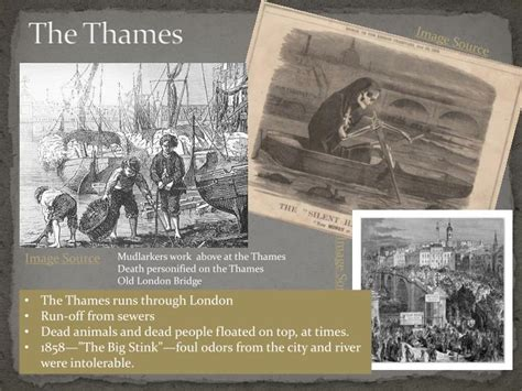thames river during the industrial revolution ppt the industrial revolution powerpoint presentation