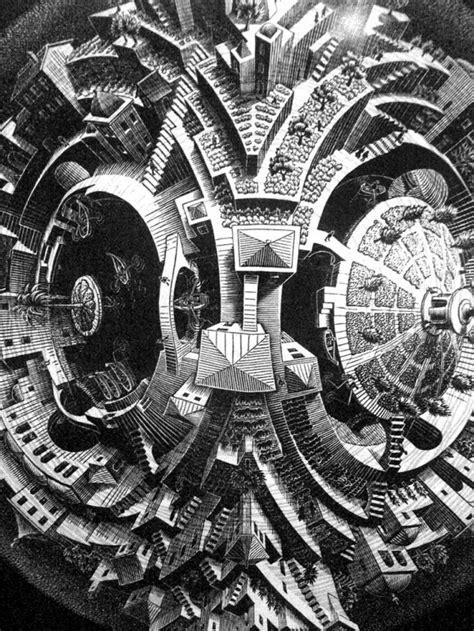 M C Escher Sketches by Mc Escher Artworks Mc Escher And