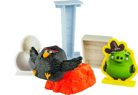 Happy Meal Angry Birds Lasso Pig occasions of mcdonald s the angry birds happy meal