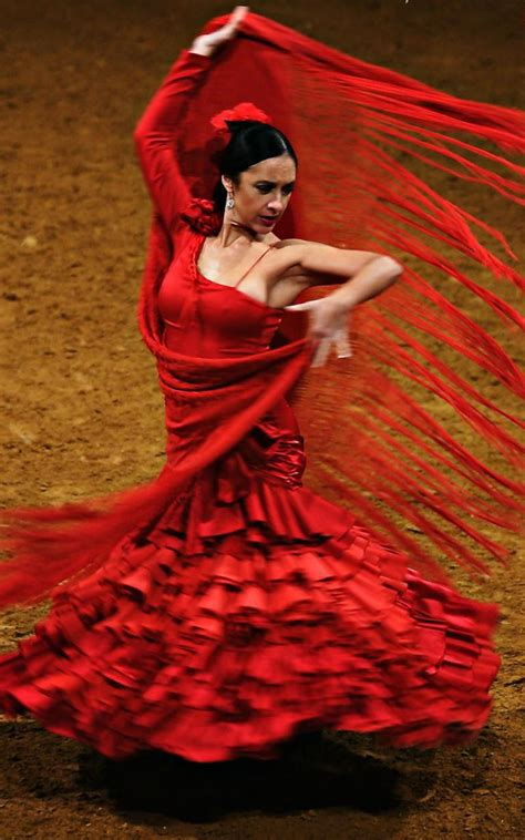 flamenco spanish dance