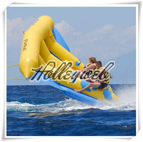 flying boat towables inflatable flying fish towable for adult flying fish ride