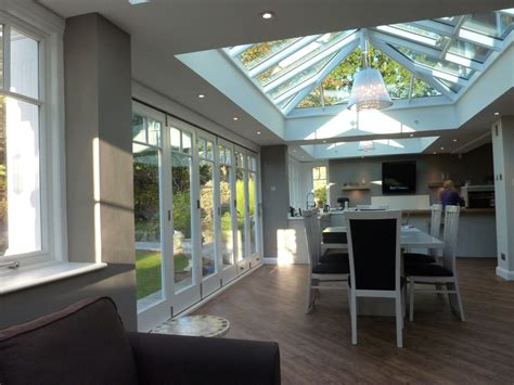 Cool Kitchen Lighting Ideas by Roof Lanterns Traditional Conservatories Ltd