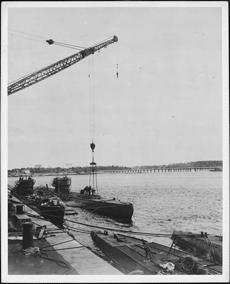 german u boat off cape cod submarine photo index