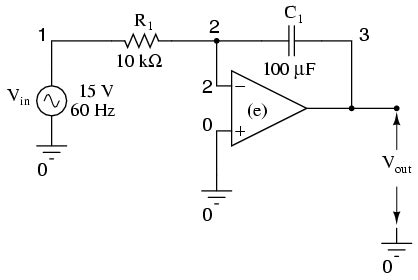 integrator circuit exle lessons in electric circuits volume v reference chapter 7