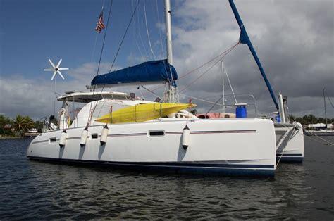 catamaran sale miami leopard catamarans brokerage used boats