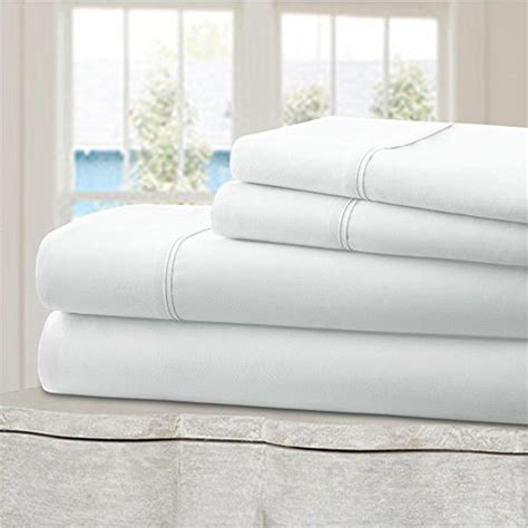 bed sheet quality mellanni 100 cotton bed sheet set 300 thread count percale pocket quality luxury
