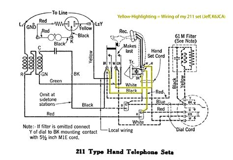 wiring diagram western electric 634a 36 wiring diagram