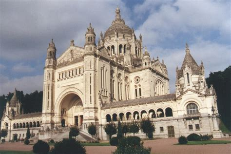 st therese basilica lisieux france lisieux france pictures and videos and news citiestips com