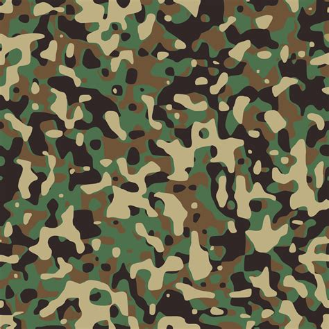 pattern army military camouflage pattern seven photo texture background