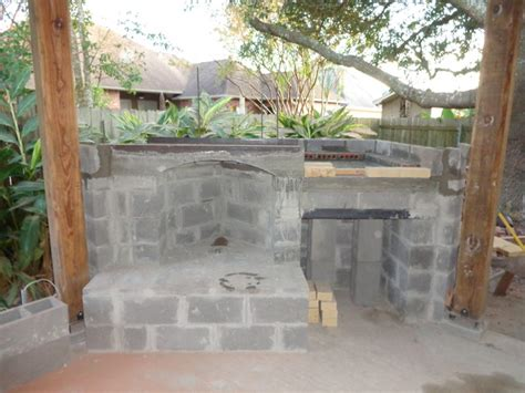 the hammer family wood fired pizza oven and fireplace