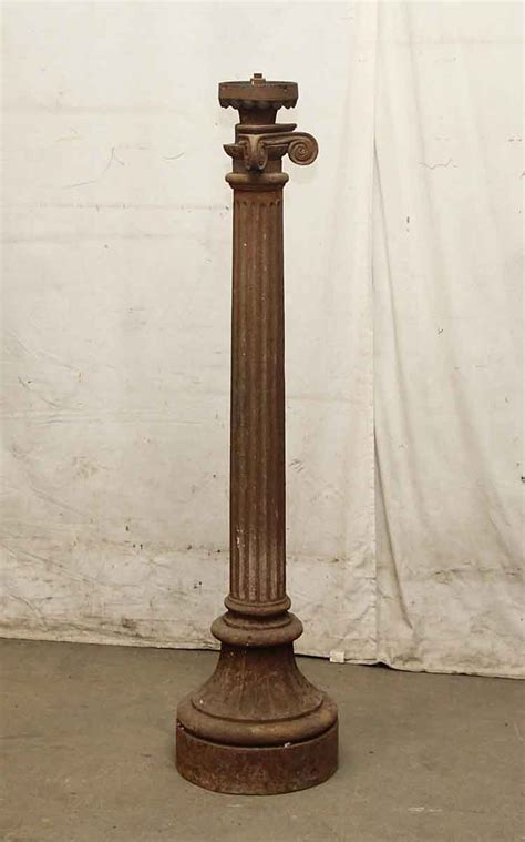 cast iron lighting columns cast iron column light posts olde things