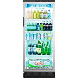 Glass Door Beverage Cooler Commercial Reach In Glass Door Refrigerator Beverage Cooler Merchandiser Fridge 761101001470 Ebay