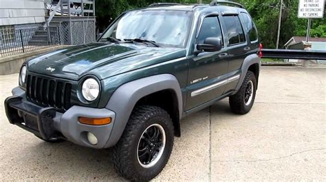 jeep liberty limited lifted 2002 jeep liberty 4x4 lifted elite auto outlelt